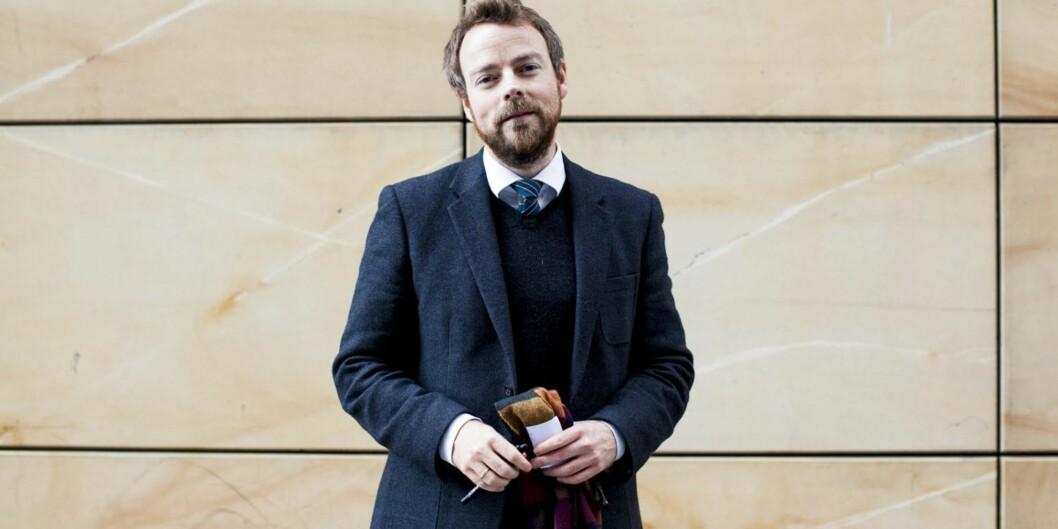 Glad for flere rekrutteringsstillinger til uh-sektoren: Torbjørn RøeIsaksen.