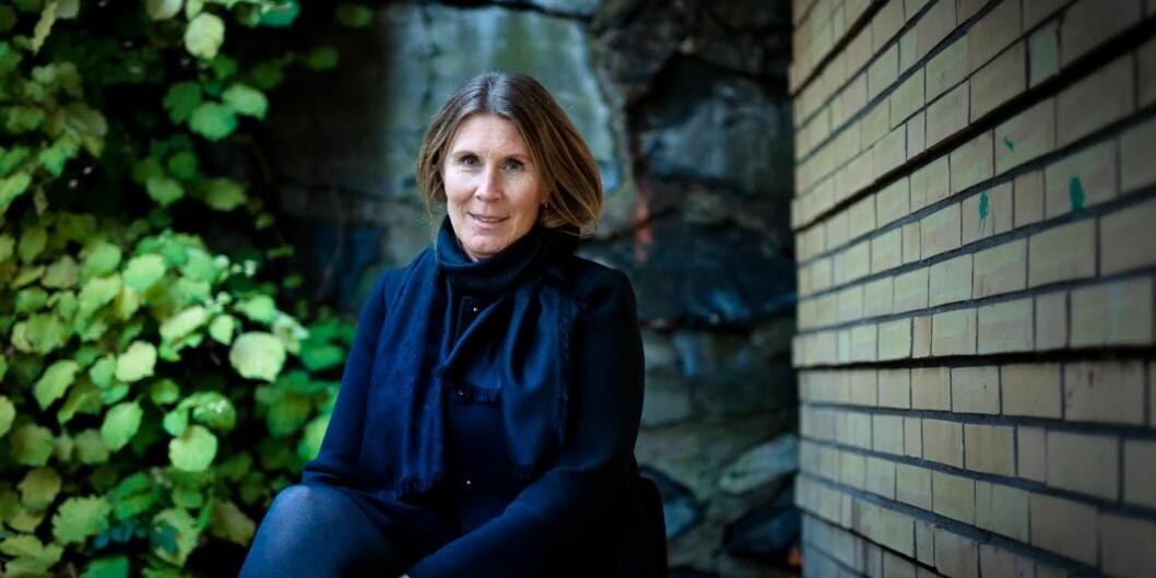 Utdanningsdirektør på osloMet, Marianne Brattland. Foto: Skjalg Bøhmer Vold