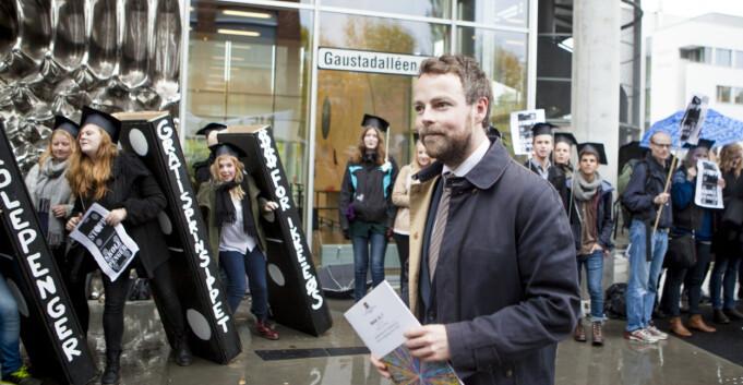 Landets uh-rektorer venter seg gode finansløft fra Isaksen