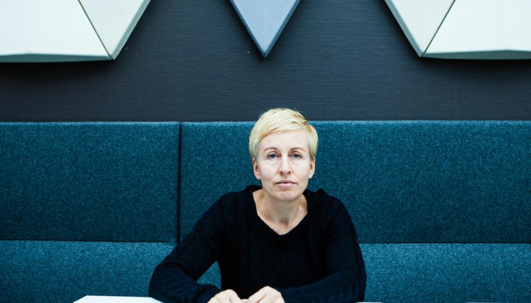 Cathrine Egeland Foto: Wanda Nathalie Nordstrøm