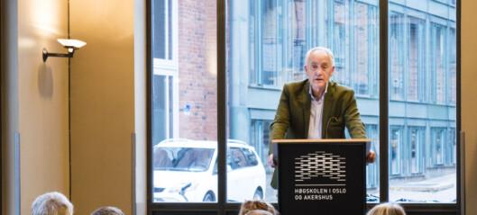 Slagstad og Messel lanserte 800 sider med profesjonshistorier