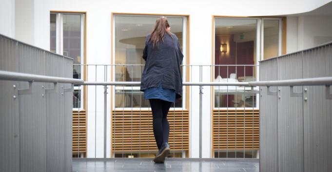 Studentene på samfunnsfag strever mest