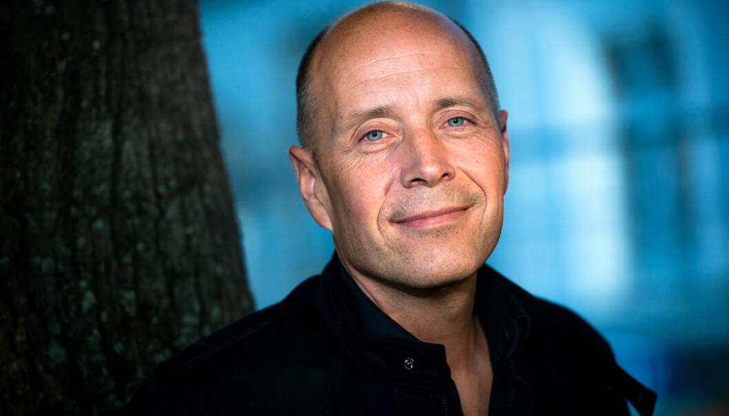Fra asken til ilden? HiOAs Torbjørn Larsen blir ny ikt-direktør i Nav fra1.august. Foto: Skjalg Bøhmer Vold