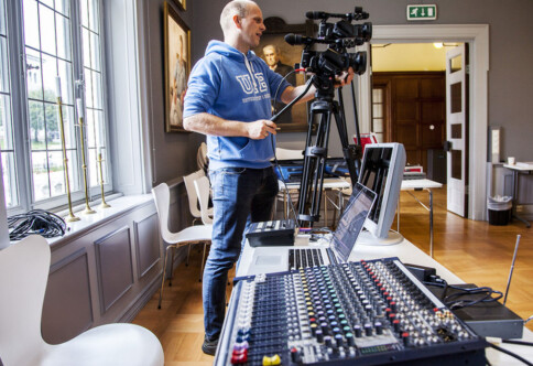 Styre-tv frå Bergen