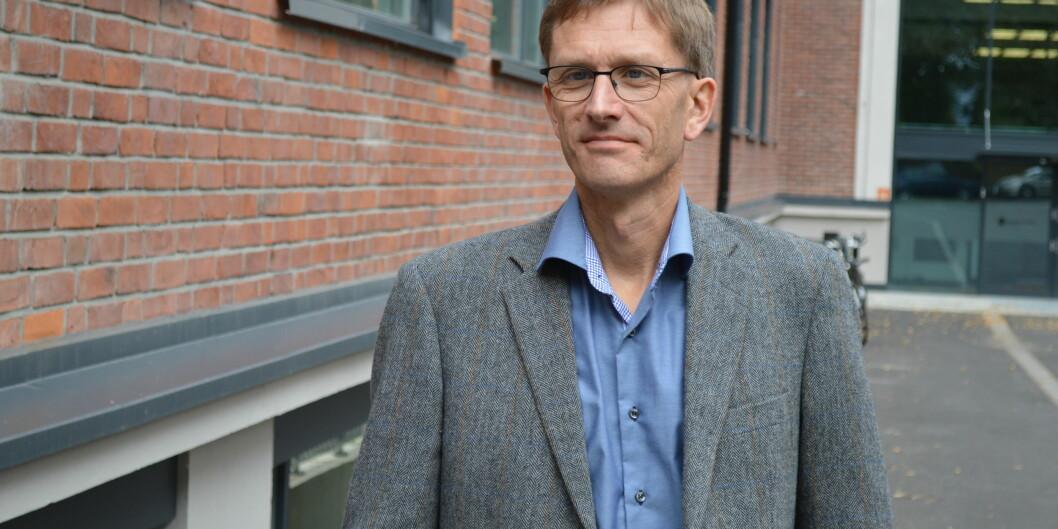 Forskningsdirektør i Statistisk sentralbyrå, Torbjørn Hægeland, har ledet ekspertene som har sett på finansieringsflokene i høyereutdanning.