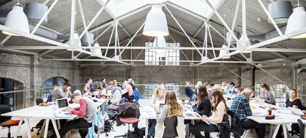 30 prosent stemte i studentvalg i Bergen