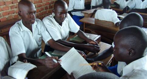 Utvida samarbeid med universitet i Uganda