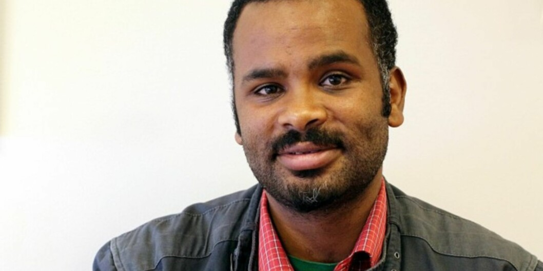 — I løpet av mitt første år i Molde hr jeg skrevet ni artikler, tre er blitt publisert, forteller mastrstudent Yohannes YebabeTesfay.