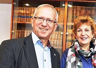 15 år som rektor på Gjøvik