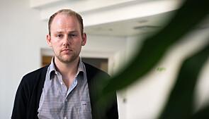 Anders Kvernmo Langset. Foto: Skjalg Bøhmer Vold