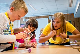 30 prosent av studieplassene for studenter som vil bli lærere for de minste barna står tomme