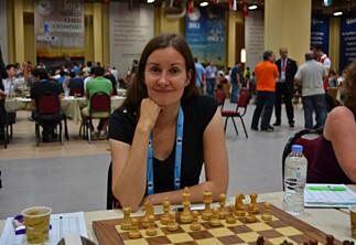 Førsteamanuensis fra høgskolen i sjakk-OL