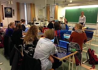 Advarer mot å bannlyse norsk i utdanningene