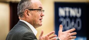 NTNU vil fusjonere med flere høgskoler