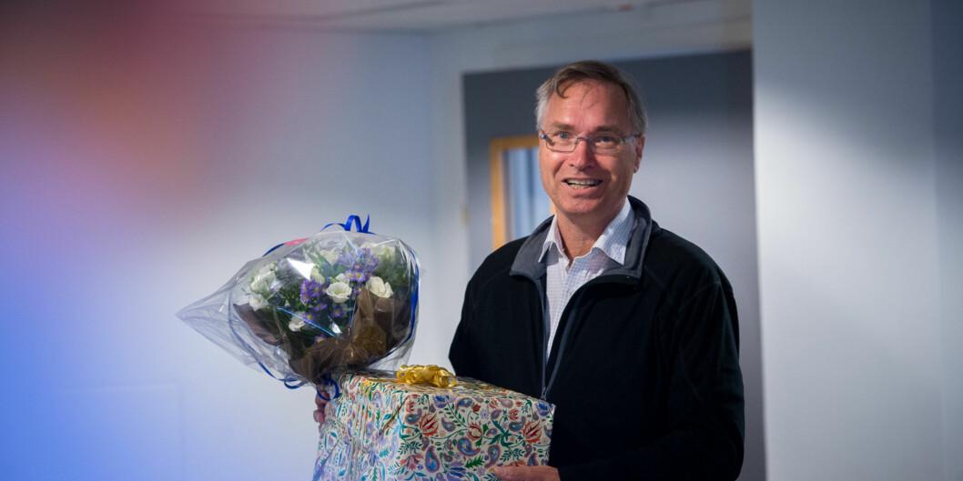 c7831fc1 Professor Øyvind Grøn (71) måtte gå av mot sin vilje i 2014, men