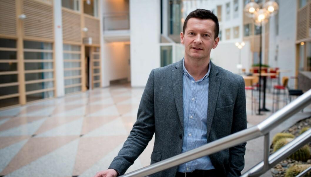 """<span class=""""caps"""">NOKUT</span> med administrerende direktør Terje Mørland i spissen skal granske alle institusjoner som samarbeider med private selskaper om undervisning som girstudiepoeng."""