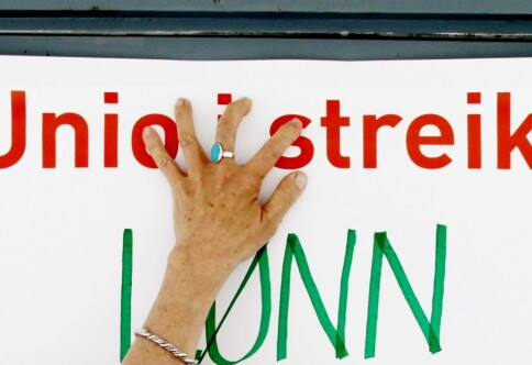 Ni universiteter og høgskoler kan bli rammet av streik fra 24.mai