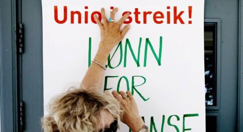 En streik fra 24. mai vil særlig ramme Universitetet i Bergen og OsloMet hardt