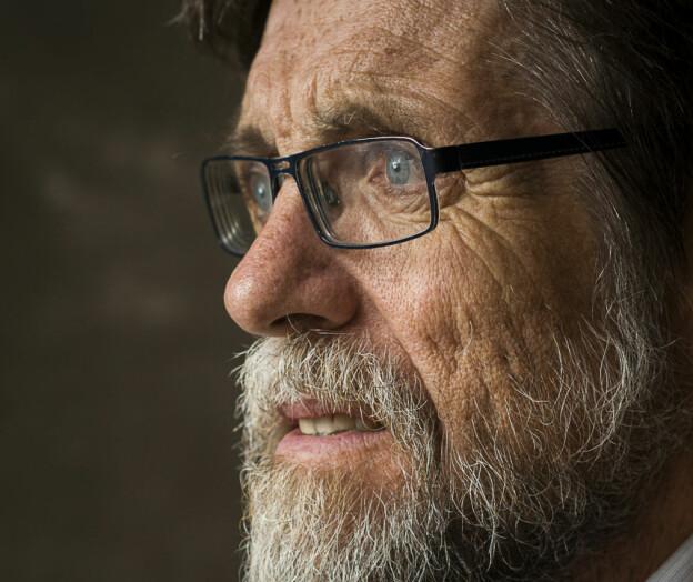ALS-rammede Jan Eriksen er død