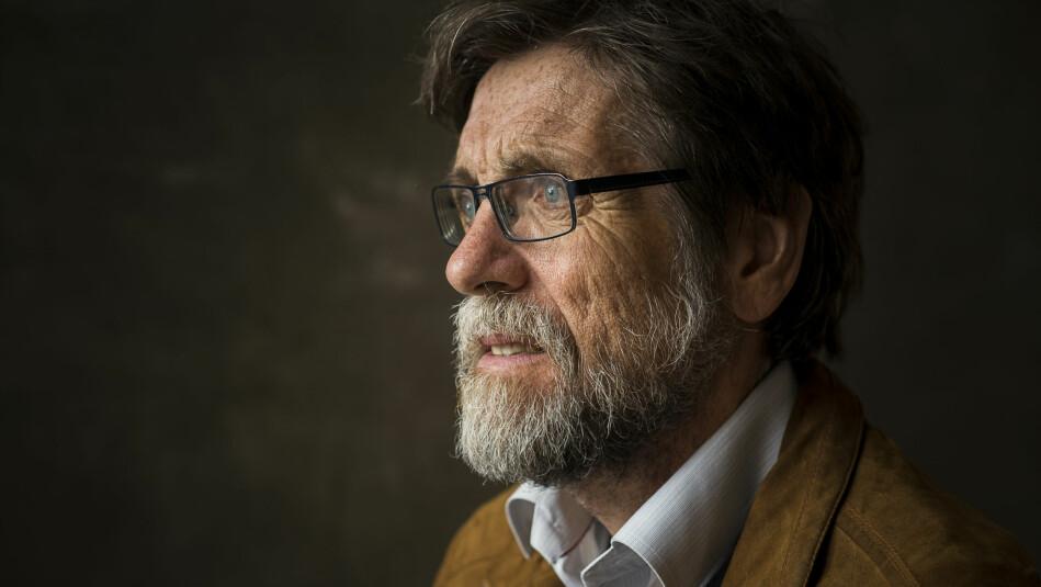 Det begynte som ryggvondt i 2012, i 2014 fikk Jan Eriksen diagnosen ALS. 23.juni 2019 sovnet han stille inn på Lovisenberg sykehus i Oslo. Foto: Skjalg Bøhmer Vold