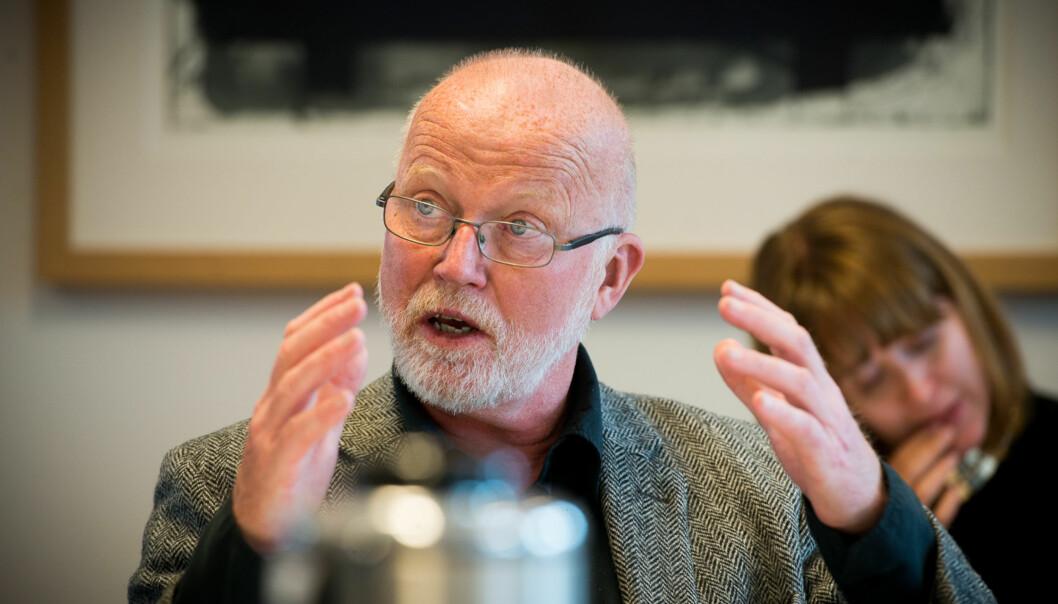 Ragnar AudunssonStyremøte 06.06.2014 Foto: Skjalg Bøhmer Vold