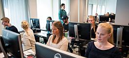 Digital eksamen med startproblemer