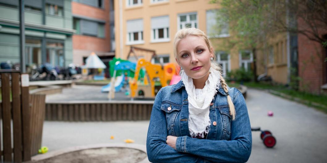 Fagpolitisk ansvarlig på Høgskolen i Oslo og Akershus, Suzanne Helen Nordgård, vil at departementet skal øve press på institusjonene for at de skal bedre sitt arbeid rundtskikkethet. Foto: Skjalg Bøhmer Vold