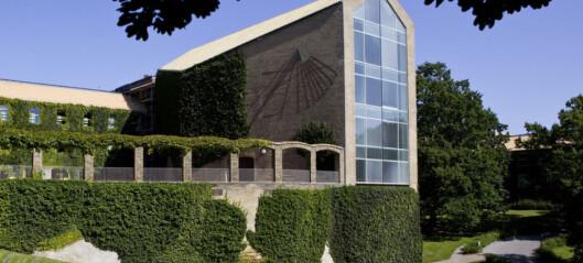 Universitet må spare 250 mill
