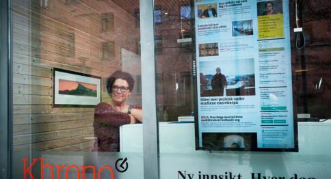 Khrono får priser for godt avisdesign