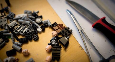 Doktorgrad på Lego i skolen