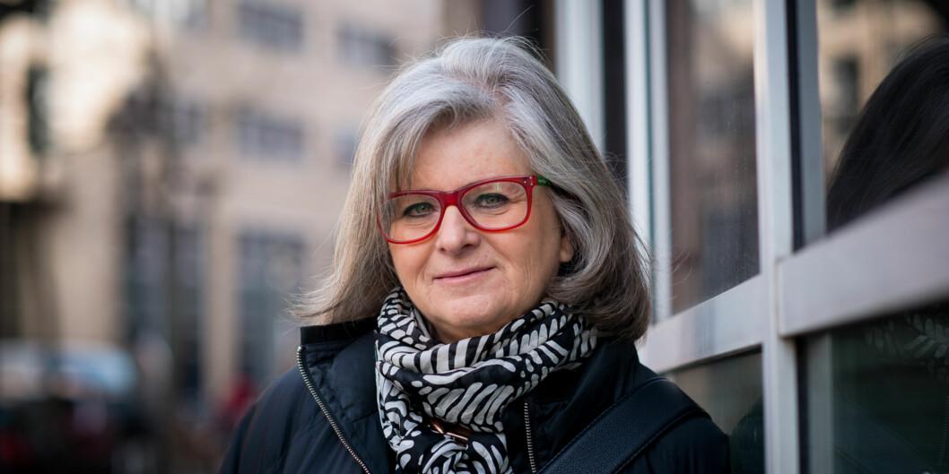 — Jeg vet ikke om noen andre akademiske institusjoner som endrer epostadressene til de som fortsatt gjør en faglig jobb som professor også etter at de passerer 70, sier høgskolens første kvinnelige professor i sosialt arbeid, IreneLevin.