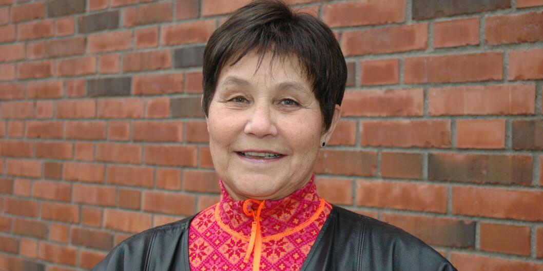 Frøydis Oma Ohnstad. Foto: Kari Aamli