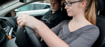 Første trafikklærere ferdige på HiOA i vår