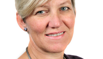 Prorektor for utdanning ved HVL, Bjørg Kristin Selvik.