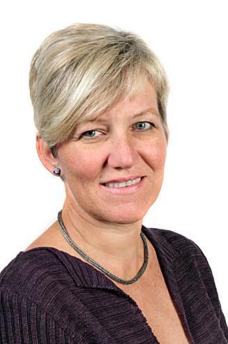 Bjørg Kristin Selvik.