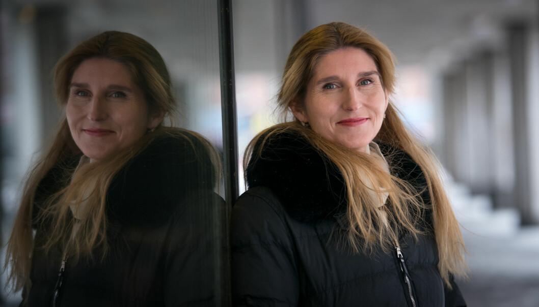 Instituttleder Kristel Mari Skorge på Institutt for offentlig administrasjon og velferd slutter for å begynne i en ny jobb som leder av FoU-seksjonen i NAV.