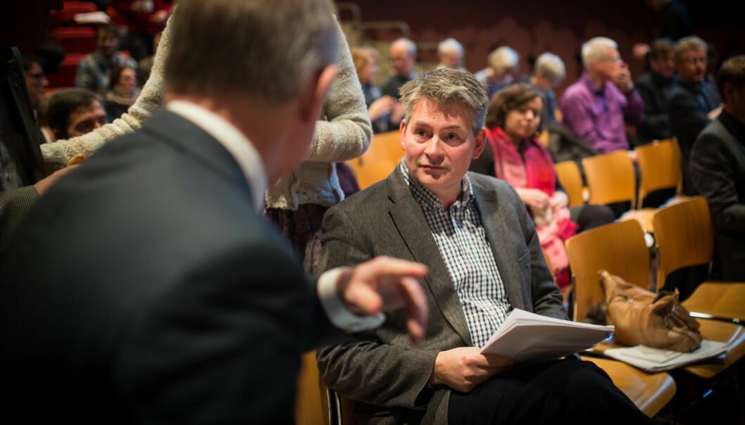 Bjørn Haugstad ønsker en mer nyanserthusleiedebatt. Foto: Skjalg Bøhmer Vold