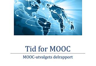 Første rapport fra MOOC-utvalget