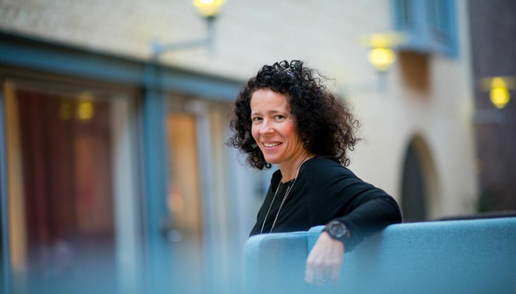 Eiendomsdirektør Mariann Hole har store forventninger til arkitektfirmaene som har vunnet HiOAs anbudskonkurranse omcampus-utvikling. Foto: Skjalg Bøhmer Vold
