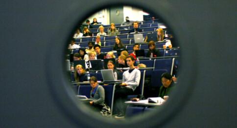 Universitetslektorer ikke kvalifisert til merittering som underviser ved OsloMet