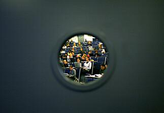 Nye regler kan gi store bøter ved opptak av forelesninger
