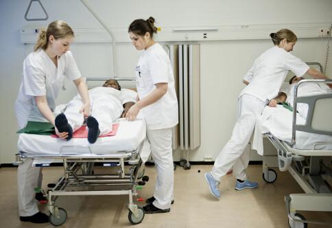 Utdanner avanserte kliniske sykepleiere i Innlandet