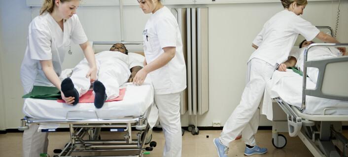 Maktmisbruk og trakassering på sykepleieutdanningen ved OsloMet