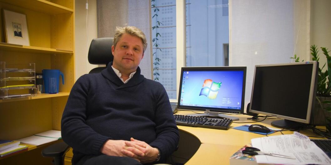 Karl Joachim Breunig ved Institutt for økonomi og administrasjon har i sin doktorgradsavhandling vist at introduksjon av sosiale nettverk i en bedrift kan øke bedriftens inntjening per ansatt i betydelig grad. Foto: Ismail YasirÖzkan.