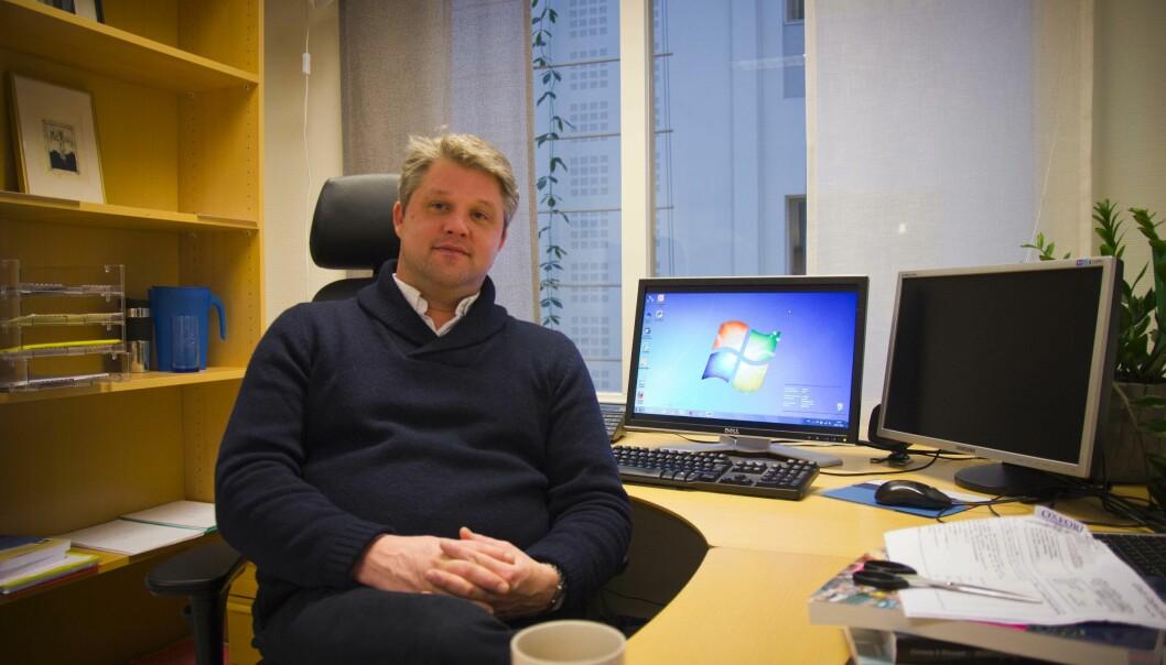 Førsteamanuensis på Fakultet for samfunnsfag, Karl Joachim Breunig, ble fredag tildelt en prestisjetung pris for sin forskning på såkalte «dynamiskekapasiteter».