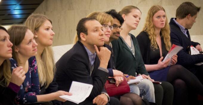 HiOA med på internasjonal messe for globale talenter