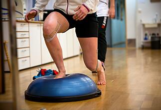 Konfliktene ved fysioterapi er påført utenfra