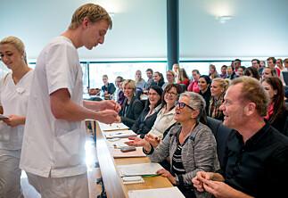 200 kreative Kjeller-studenter