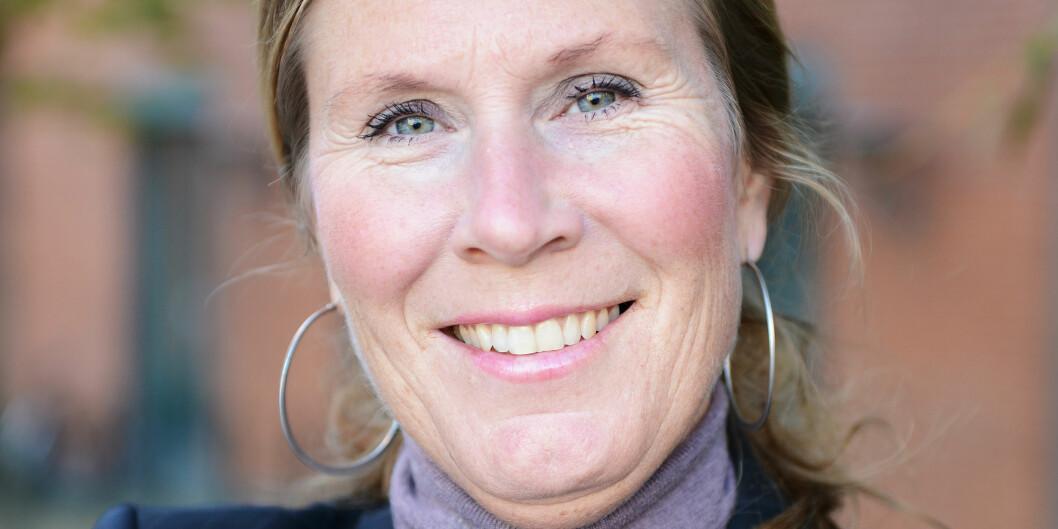 Studiedirektør Marianne Brattland har nå ansvaret for høgskolens satsing påeCampus. Foto: Sonja Balci/HiOA