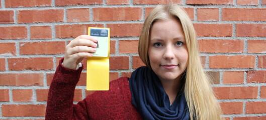 Høgskolen kaster flere hundre semesterkort